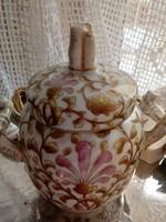 Antik porcelán cukortartó