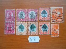 DÉL-AFRIKA 10 DB VEGYES A8