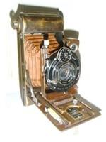 Antik Ensign Carbine Tropical fényképezőgép 1922-25