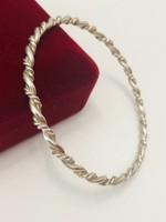 Álomszép ezüst karperec
