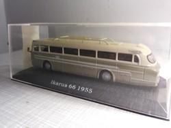 Ikarus 66 1955 autó busz makett modell új bontatlan ... 2087a9991c