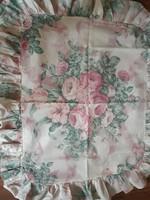 Rózsás párnahuzat 83x70cm