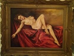 Ferenczy Valér - Női akt
