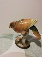 Nagyobb méretű, Herendi különleges madár