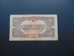 VH. 100 pengő 1944 CA
