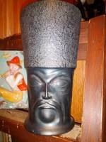 Nagy méretű kerámia kaspó 30 cm