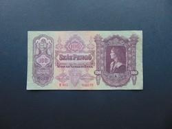 100 pengő 1930 E 902 Szép ropogós bankjegy