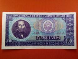 Románia 100 Lej 1966 /id 3496/