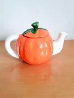 Ritka,mandarin formájú Pickwick teáskanna