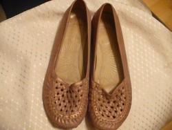 CLARKS bronz színű női cipő