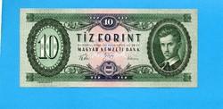 Hajtatlan  !!!! Unc !!!!  10 Forint 1960 !