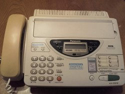 Panasonic KX-F 2610 HG üzenetrögzítős telefon, fax