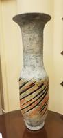 Gorka Lívia restauralt padlóváza 51cm