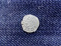 I. Miksa ezüst cseh fillér (Weiss-Pfenning) 1571 (id2775)