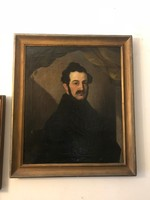 Széchenyi Gróf portré