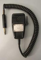 Régi repülős mikrofon TEL 66T - repülés repülőgép repülő műszer