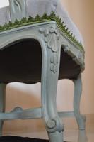 Barokk karfás szék - a visszafogott elegancia!
