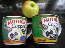 Mothers Coffee bögre Anyák napjára