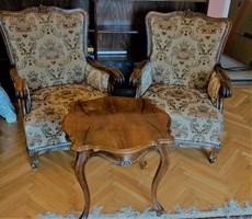 Barokk bútor szett