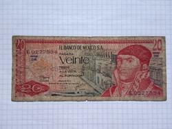 Mexico 20 Peso 1977  !!