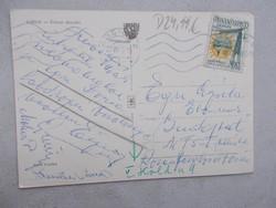 1963.Egri Dozsa labdarugo csapat alairasai