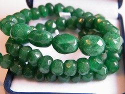 Valódi Brazíliai Smaragd nyaklánc