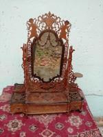 Antik egyedi, kézzel készült antik tükör, 1929-es