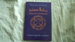 Eliphas levi salamon kulcsai