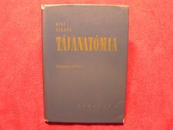 TÁJANATÓMIA .   Kiss Ferenc szerkesztette.