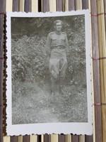 Ww2 2Vh Katona kép 6x9 cm