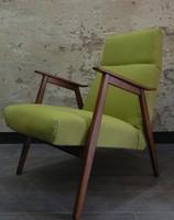 Skandináv stílusú retro / mid century fotel