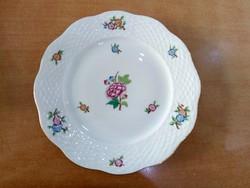 Herendi Eton csemege tányér hibátlan állapotban, jelzéssel, 19 cm-es
