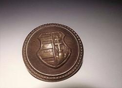 Kossuth címeres gomb
