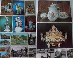 20 db Drezdai képeslap 1979-ből