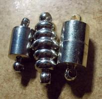 Orvosi fém (stainless steel) mágneses kapocs nyaklánchoz
