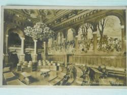 Svájci levelezőlap,1926.