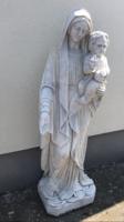Márvány szobor , Szűz Mária gyerekkel