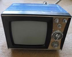 Shiljalis 402 DS, szovjet televízió, tv-készülék (1970-es évek)