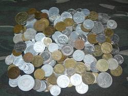Vegyes pénzérme - 153 db