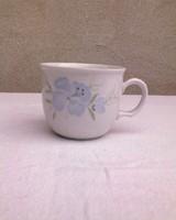 KAHLA kék virágos porcelán kávés csésze
