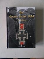 Vaskereszt könyv 2 oszt EK2 Das Eiserne Kreuz 1939 2. Klasse