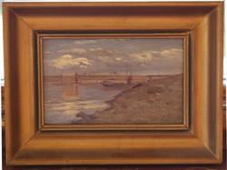 Edvi-Illés Aladár: Bodrogkeresztúr, 1895
