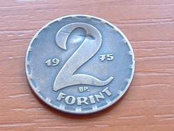MAGYAR NÉPKÖZTÁRSASÁG 2 FORINT 1975