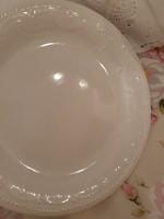 Gránit sütis tányér,gyöngyözött,2 db