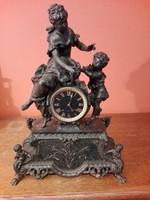 Francia asztali vagy kandalló óra I.