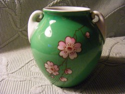 Art deco Heubach váza