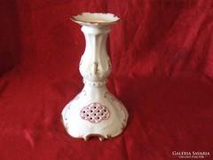 Pirkenhammer porcelán gyertyatartó