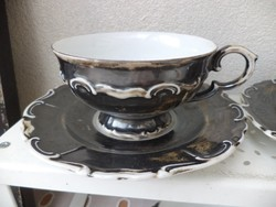 Bavaria feinsilber teás szett