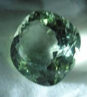 Zöld ametiszt 11,59 ct (praziolit)