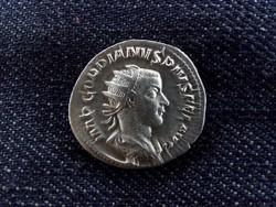 III. Gordianus ezüst Antoninianus LAETITIA AVG N 241-243/id 6082/